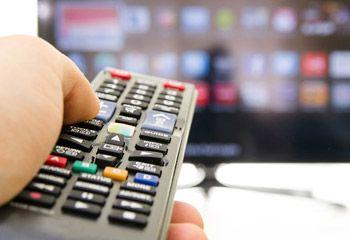 televisión extranjero