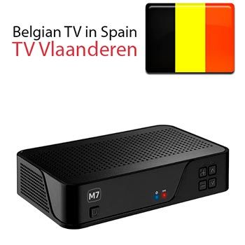 Belgian tv Deco