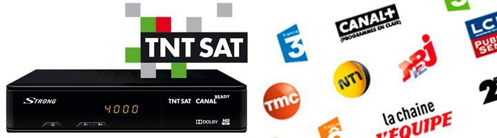 TNT Sat, TV Satellite France in Estepona, Marbella y Manilva
